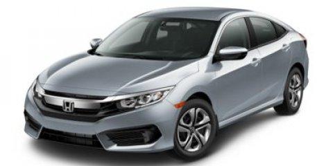 2018 Honda Civic Sedan LX Cosmic Blue Metallic V4 20 L Variable 1 miles  Front Wheel Drive