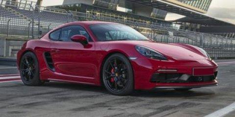2018 Porsche 718 Cayman GTS BLACKSTND BLK V4 25 L Manual 20 miles The new 718 GTS models are