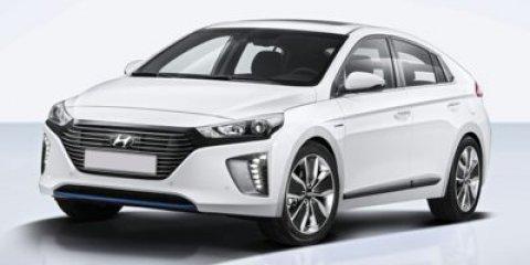2018 Hyundai Ioniq Hybrid SEL Summit GrayCharcoal Black V4 16 L Automatic 0 miles  CF  CN