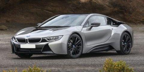 2019 BMW i8 Coupe Sophisto Gray Metallic wFrozen Gray AccentGiga Ivory White V3 15 L Automatic