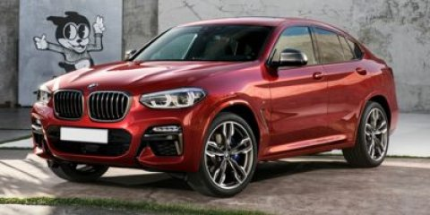 2019 BMW X4 Dark Graphite MetallicTacora Red V  Automatic 4 miles  DRIVING ASSISTANCE PACKAGE