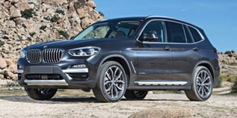 2019 BMW X3 sDrive30i Jet BlackBlack V4 20 L Automatic 0 miles  Turbocharged  Rear Wheel Dri