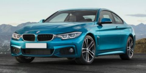 2019 BMW 4 Series 440i Black Sapphire MetallicCoral Red wBlack Highlight V6 30 L Automatic 0