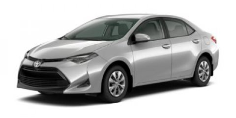 2019 Toyota Corolla LE Classic Silver MetallicAsh V4 18 L Variable 0 miles  FE  Front Wheel