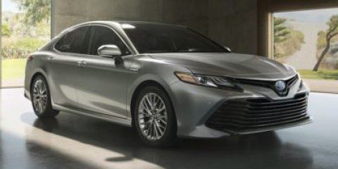 2019 Toyota Camry Hybrid XLE Wind Chill PearlAsh V4 25 L Variable 0 miles  DA  FE  HL  PC
