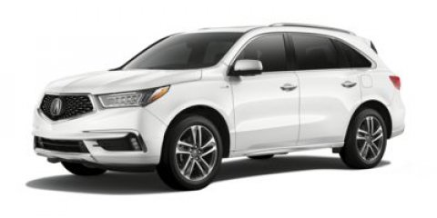 2019 Acura MDX with Advance Pkg White Diamond PearlEbony V6 35 L Automatic 10 miles  All Whee