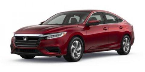 2019 Honda Insight LX Crystal Black PearlBlack V4 15 L Variable 5 miles Scores 49 Highway MPG