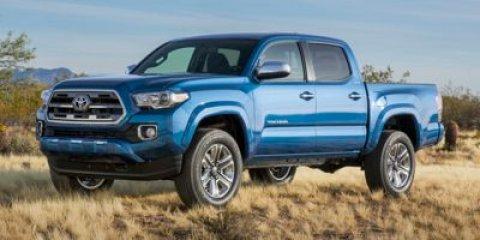 2019 Toyota Tacoma SR Silver Sky MetallicCement Gray V4 27 L Automatic 0 miles  FE  LL  SR