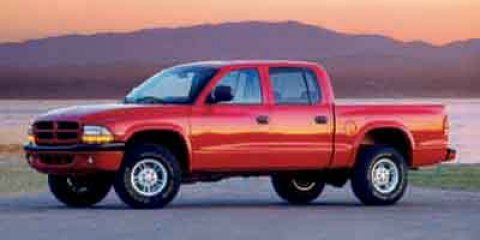 2000 Dodge Dakota Sport Silver V8 47L  136792 miles  Four Wheel Drive  Tires - Front All-Seas