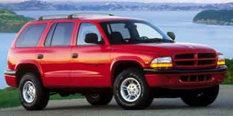 2000 Dodge Durango  V8 52L Automatic 161253 miles  Rear Wheel Drive  Tires - Front All-Seaso