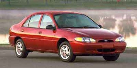 2002 Ford Escort Fleet Standard Red V4 20L Automatic 124277 miles Check out this 2002 Ford Es