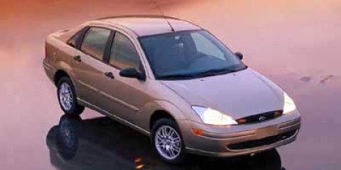 2000 Ford Focus SE Red V4 20L  144502 miles  Front Wheel Drive  Tires - Front All-Season  Ti
