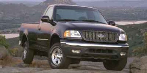 2001 Ford F-150 Black V6 42L  129282 miles The Sales Staff at Mac Haik Ford Lincoln strive to