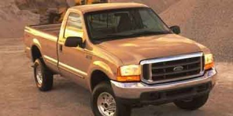 2002 Ford Super Duty F-250 XL RedBlack V8 54L Automatic 51875 miles LOW MILAGE WITH PLOW TRUCK