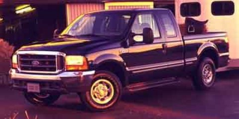 2000 Ford Super Duty F-250 XLT Black V8 73L  233122 miles Home of the exclusive No Fear 1-Yea