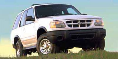 2000 Ford Explorer Sport BLACK V6 40L  999999 miles Boasts 21 Highway MPG and 16 City MPG Th