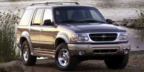 2000 Ford Explorer XLT BROWN V6 40L Automatic 281555 miles Boasts 20 Highway MPG and 15 City
