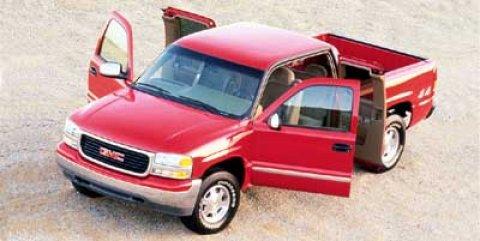 2000 GMC New Sierra 2500 SLT WhiteSlate V8 60L  191475 miles  Four Wheel Drive  Tow Hooks