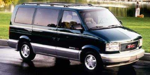 2001 GMC Safari Passenger  V6 43L Automatic 0 miles  Rear Wheel Drive  Tires - Front All-Sea