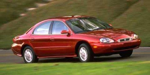 1999 Mercury Sable GS Graphite Blue Metallic V6 30L Automatic 0 miles  5-Passenger Seating wC