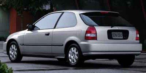 2000 Honda Civic DX  V4 16L Automatic 223666 miles   Stock 237170F VIN 2HGEJ644XYH110842