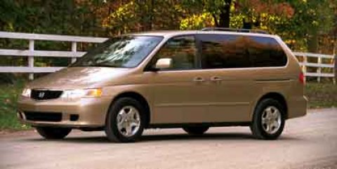2000 Honda Odyssey EX Gold V6 35L Automatic 0 miles  Front Bucket Seats  6 Speakers  Air Co