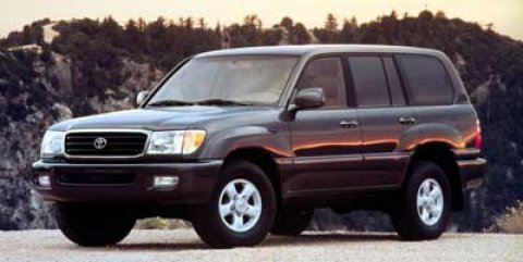 1998 TOYOTA LAND CRUISER ONE OWNER