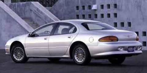 2004 Chrysler Concorde Limited Bright Silver Metallic V6 35L Automatic 136142 miles  High Out