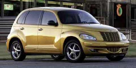 2003 Chrysler PT Cruiser Light Almond Pearl Metallic V4 24L  100308 miles  Front Wheel Drive