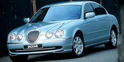 2000 Jaguar S-TYPE V8 Blue V8 40L Automatic 135609 miles  Rear Wheel Drive  Traction Control
