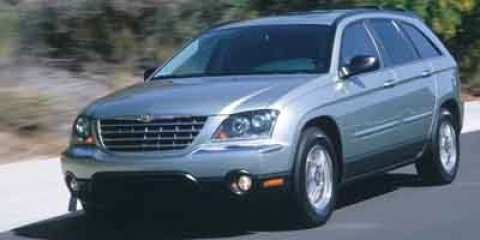 2004 Chrysler Pacifica Bright Silver Metallic V6 35L Automatic 86512 miles  All Wheel Drive