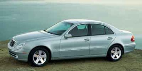 2003 Mercedes E-Class 50L Silver V8 50L Automatic 103717 miles FOR AN ADDITIONAL 25000 OFF