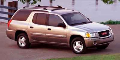 2004 GMC Envoy XUV SLE Liquid Silver Metallic V6 42L Automatic 103184 miles  Four Wheel Drive