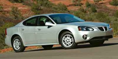 2004 Pontiac Grand Prix GT2 White V6 38L Automatic 195672 miles PREMIUM  KEY FEATURES ON THI