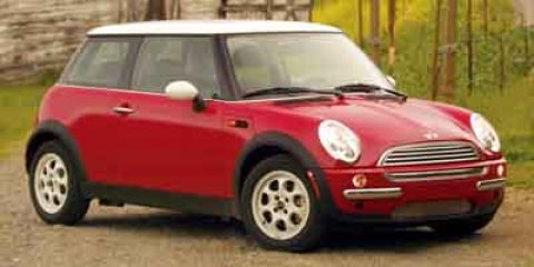 2004 MINI Cooper Hardtop  V4 16L Automatic 43276 miles  Front Wheel Drive  Tires - Front All-