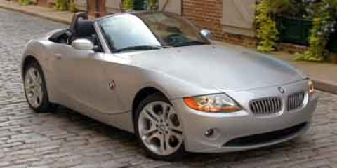 2003 BMW Z4 25i Titanium Silver Metallic V6 25 Automatic 116120 miles Choose from our wide r