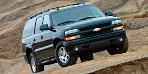 2003 Chevrolet Suburban 4WD DRIVER CONVENIENCE PKG BlackTanNeutral V8 53L Automatic 175310 mi