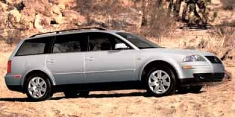 2003 Volkswagen Passat GLX GrayGray V6 28L Automatic 99426 miles -New Arrival- HEATED FRONT SE