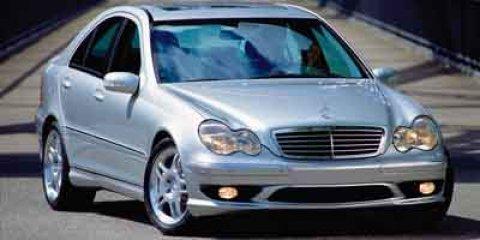 2003 Mercedes C-Class 32L AMG RWD Black V6 32L Automatic 87589 miles Boasting exemplary craft
