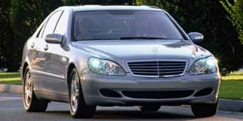 2003 Mercedes S-Class AMG Gold V8 55L Automatic 100671 miles The Sales Staff at Mac Haik Ford