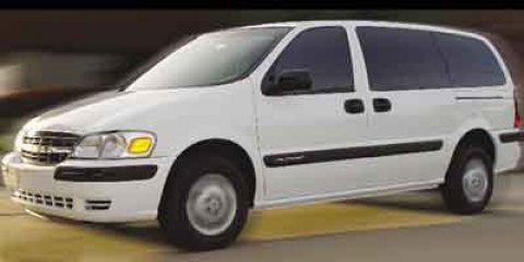 2003 Chevrolet Venture Cargo Van VAN EXT WB Green V6 34L Automatic 75877 miles  Privacy Glass