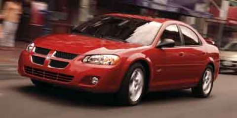 2004 Dodge Stratus SXT  V6 27L Automatic 117170 miles  Front Wheel Drive  Tires - Front All-