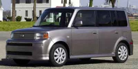 2004 Scion xB Black V4 15L Manual 174480 miles  Traction Control  Front Wheel Drive  Tires -