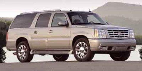 2004 Cadillac Escalade ESV Platinum Edition White Diamond V8 60L Automatic 79836 miles  High O