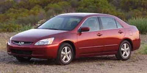 2003 Honda Accord Sdn EX Graphite Pearl V4 24L Automatic 167899 miles NEW ARRIVAL PRICED BELO