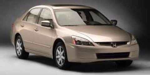 2003 Honda Accord Sdn EX Satin Silver MetallicGray V6 30L Automatic 129795 miles  Pwr moonroo
