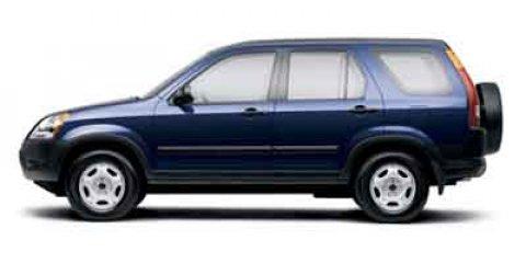 2003 Honda CR-V LX Satin Silver Metallic V4 24L Automatic 175450 miles Used Car Inventory Sto