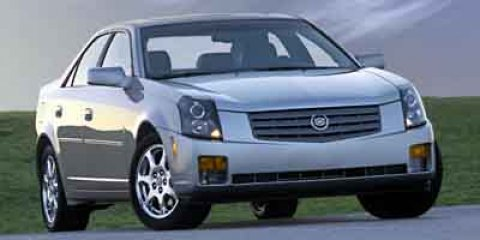 2004 Cadillac CTS White Diamond V6 36L Automatic 88701 miles  Traction Control  Rear Wheel Dr