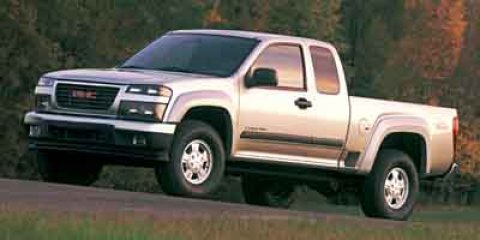2004 GMC CANYON SL CD PLAYER Silver Birch MetallicPewter V5 35L Automatic 159573 miles CLEAN