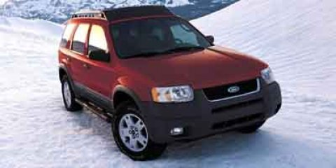 2004 Ford Escape XLT  V6 30L Automatic 153996 miles  Four Wheel Drive  Tires - Front All-Seas